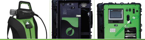SteraMist Systems Mobile